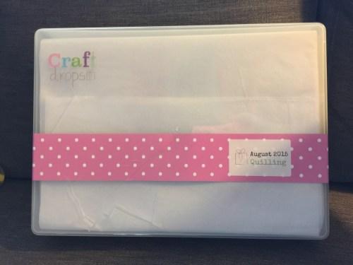 craft drops suscription box