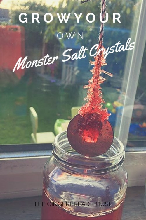 grow your own monster salt crystals