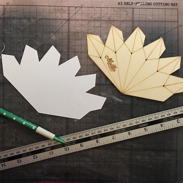 Mollie Makes Paper Gems Kit