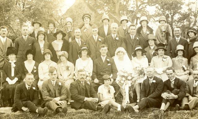 My family history blog