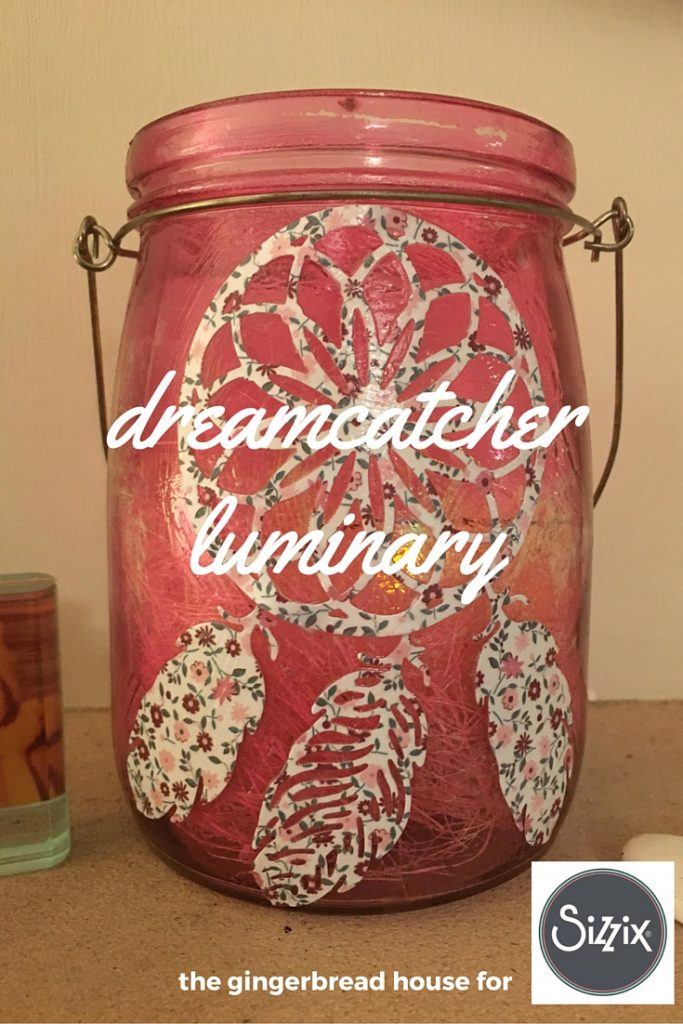 dreamcatcher luminary