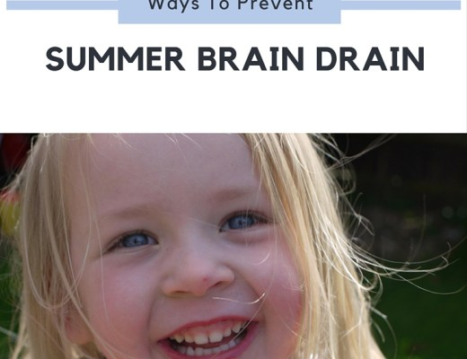 6 ways to stop the Summer brain drain