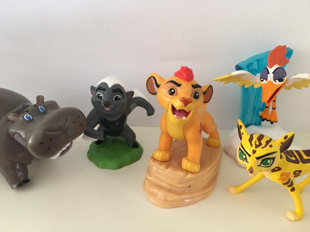 Lion Guard Collectible Figure Set