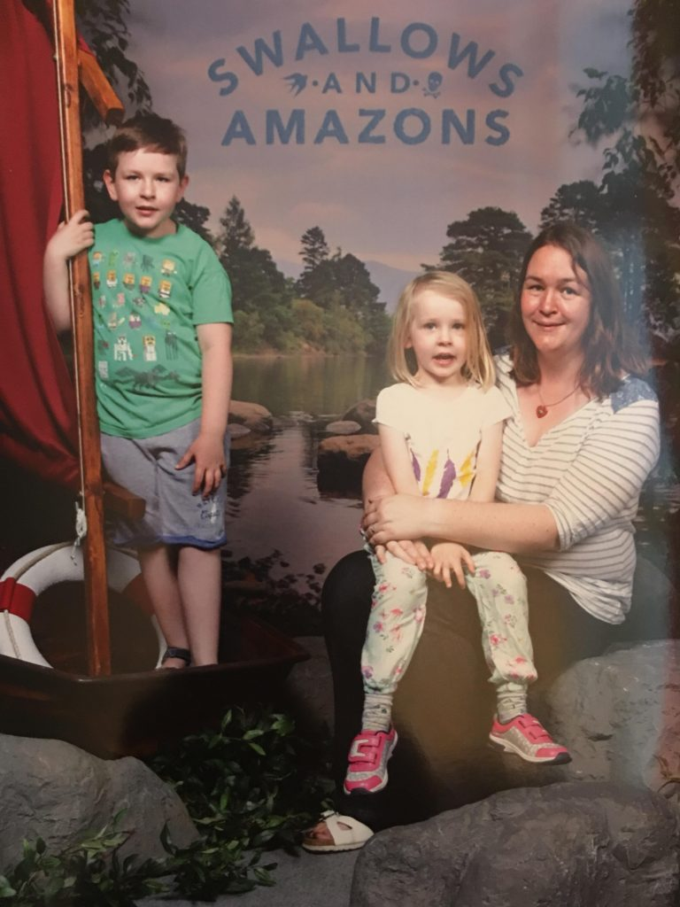 Swallows and Amazons 2016 film