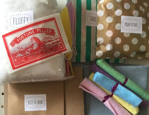 Makerly craft kit subscription box review