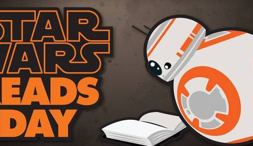 Star Wars Reads Day 2016 logo