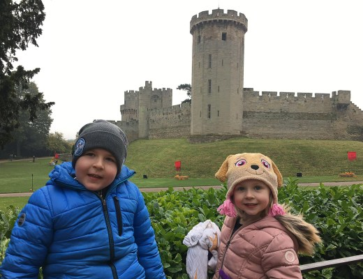 A spooktacular Halloween at Warwick Castle