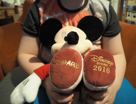 personalised gifts from the Disney Store