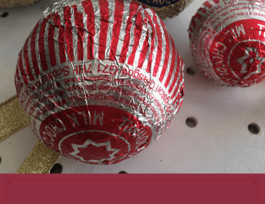 Festive Tunnocks Teacakes baubles