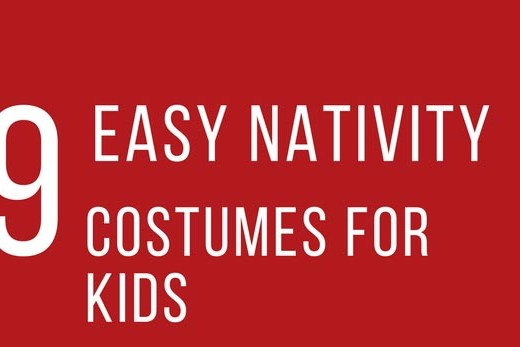 9 easy Nativity costumes to make