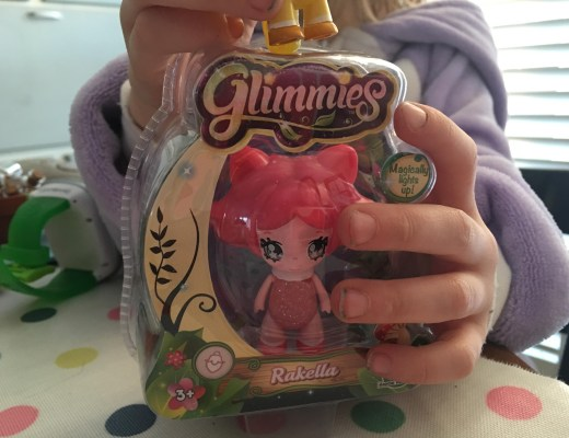Glimmies fairy dolls review
