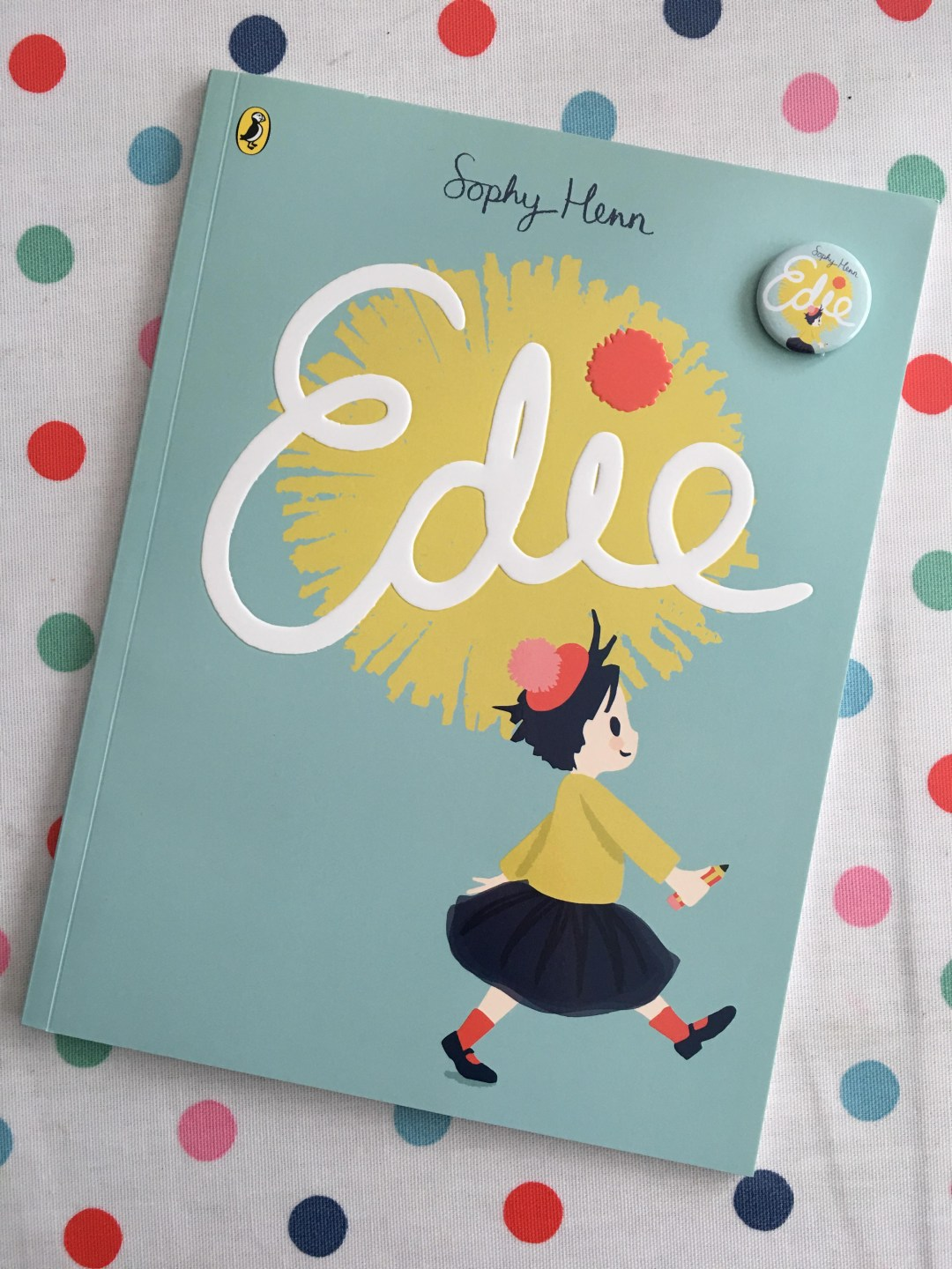 Win a copy of the new picture book from Sophy Henn
