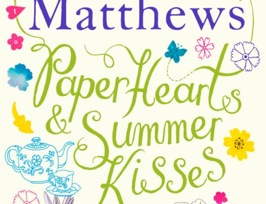 Paper Hearts and Summer Kisses by Carole Matthews cover