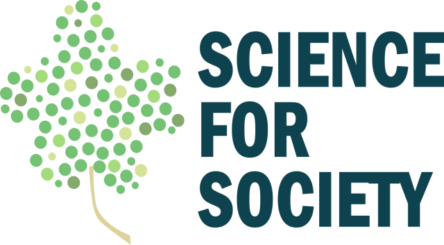 Science for society logo