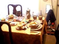 Breakfast Parfait - Spane's Mother's Day, 2011 Present