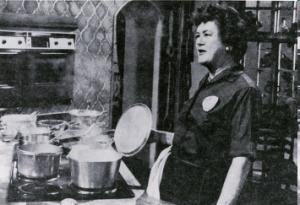 Julia Apples inspired by Julia Child on The French Chef