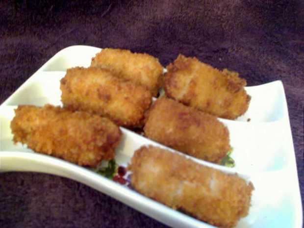 Chicken Croquetas Croquettes