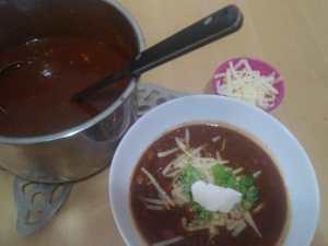Quick Instant Pot Chili Con Carne