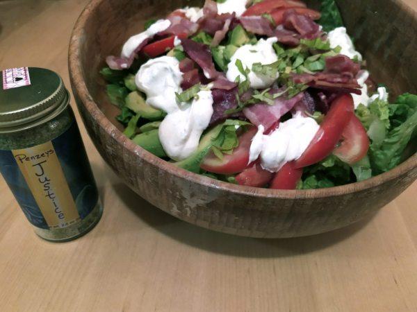 BLT Justice Salad