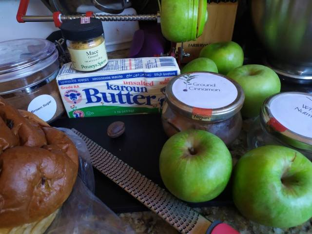 How to Make Apple Brown Betty - a Winter Favorite