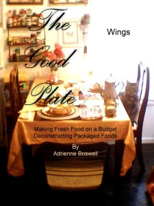 The Good Plate Wings Cookbook