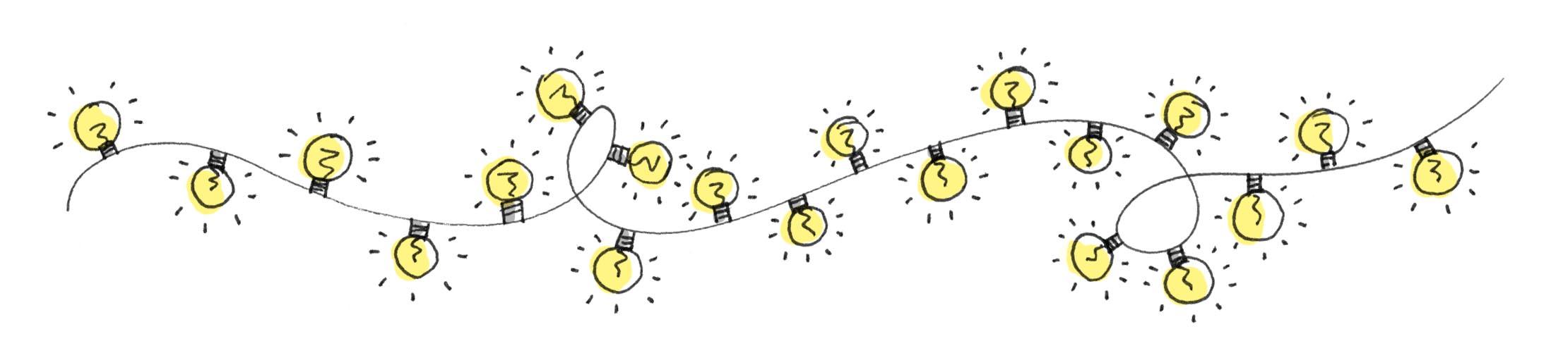 10 idées déco pour une petite attention lumineuse