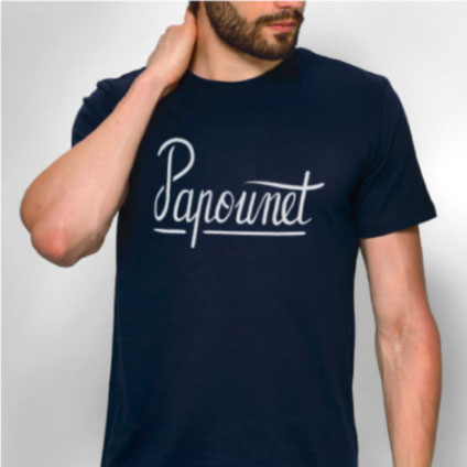 T-SHIRT PAPOUNET
