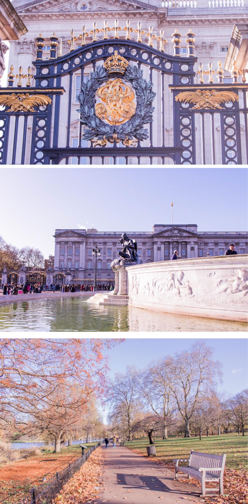Un long week-end à Londres - Jour 1