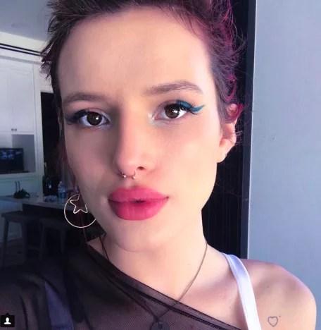 Bella Thorne Close-Up