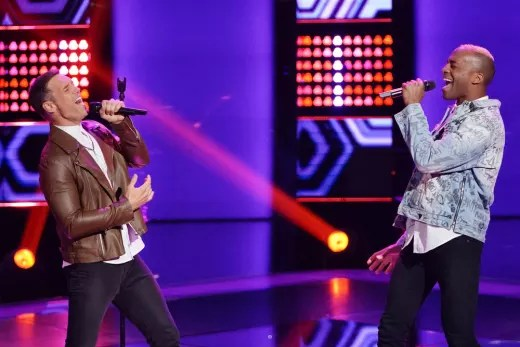 OneUp on The Voice
