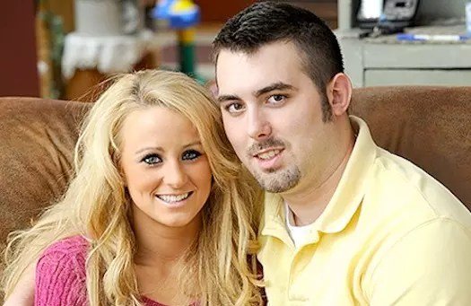 Leah messer with corey simms