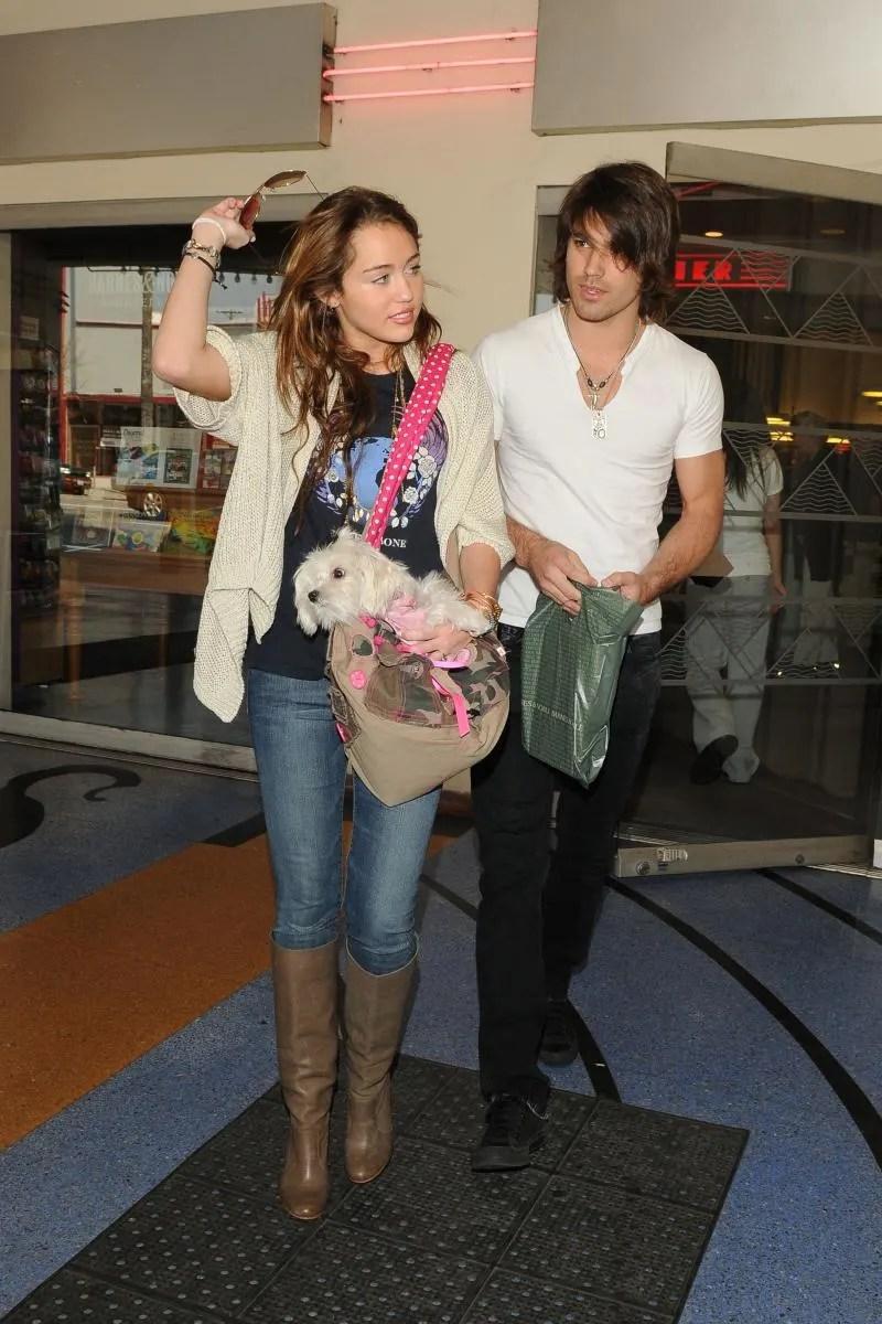 Adam Sevani Girlfriend : sevani, girlfriend, Miley, Cyrus, Sevani, Bikes,, Possibly, Other, Hollywood, Gossip