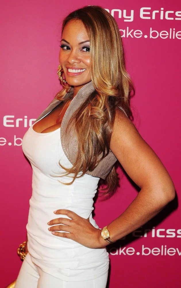Evelyn Lozada Cleavage The Hollywood Gossip