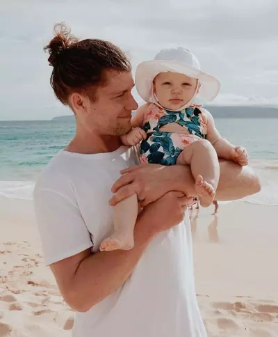 Jeremy Roloff and Ember Jean in Maui