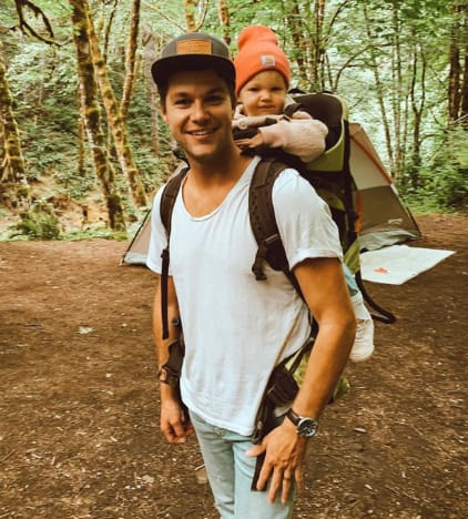 Jeremy Roloff Carries Ember
