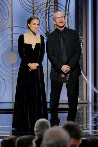 Natalie Portman Presents: All Male Nominees