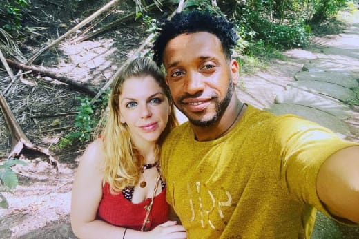 Ariela Weinberg and Biniyam Shibre Share a Selfie