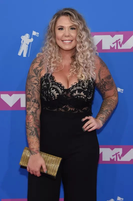 Kailyn lowry at the vmas