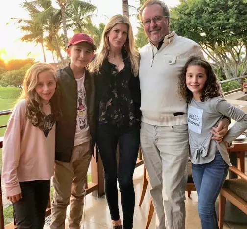 Alexis Bellino Family Photo