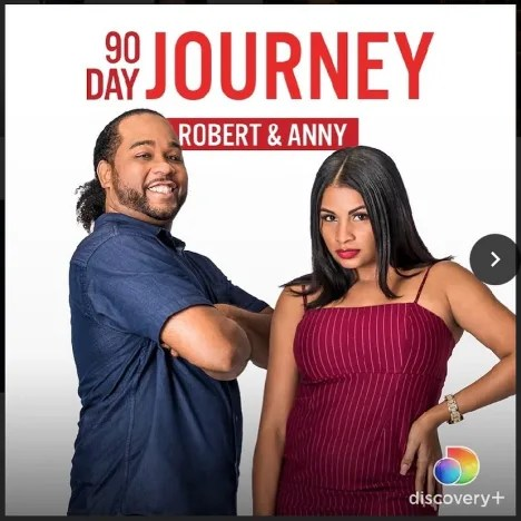 Robert Springs and Anny Francisco promo 90 Day Journey