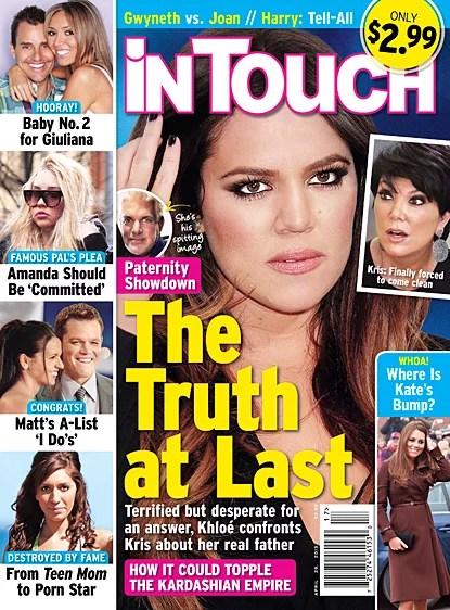 Khloe Kardashian Laughs Off Lionel Richie Paternity Rumor