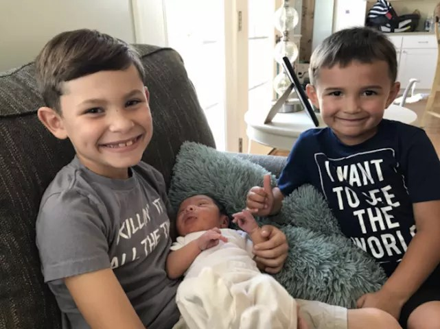 Kailyn lowry three sons