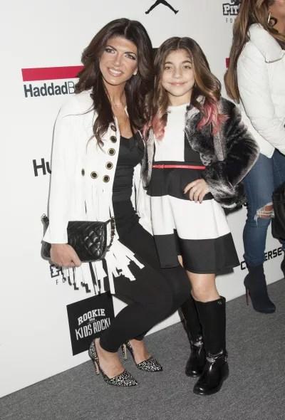 Teresa & Milania Giudice: Kids Rock! NYFW 2016