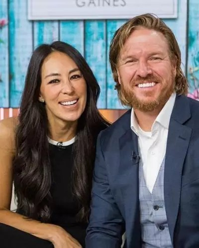 Joanna and Chip Gaines on TV