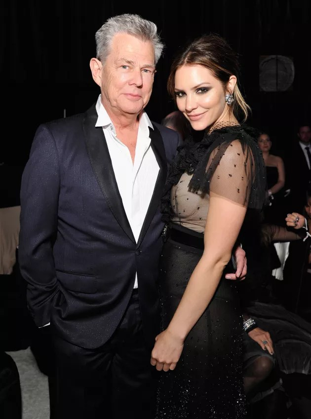 David Foster and Katharine McPhee Engaged  The