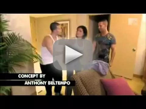 Jwoww punches mike the situation sorrentino