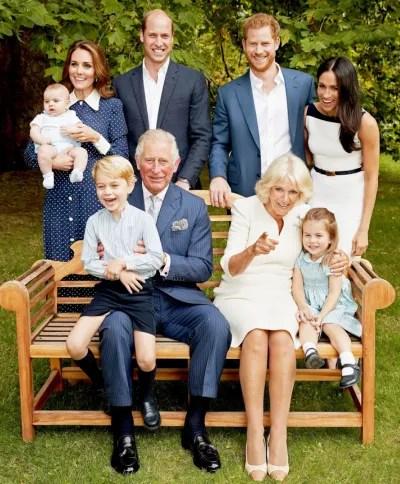 Happy Royal Family