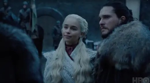 Game of Thrones Season 8 Khaleesi