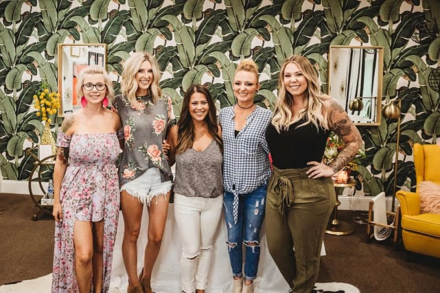 Kailyn lowry and maci bookout group photo