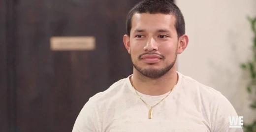 Javi on Marriage Boot Camp